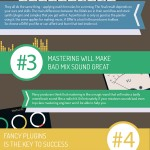 The Top Five Music Production Myths [Infographic]