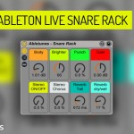 Free Snare Rack For Ableton Live