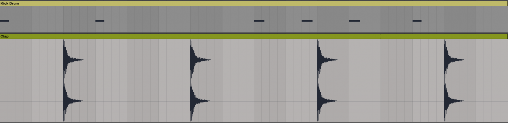 How to make Future Bass in Ableton Live - Clap Pattern