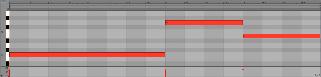 How-to-make-future-bass-basic-bass-pattern