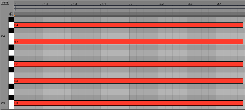 Drum drum and bass chords : How to Make Future Bass in Ableton Live :: Abletunes Blog
