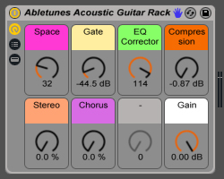 Abletunes Acoustic Guitar Rack