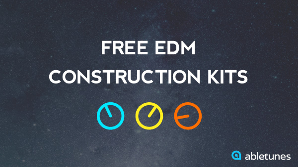 Free EDM Construction Kits Part II (Sample Pack